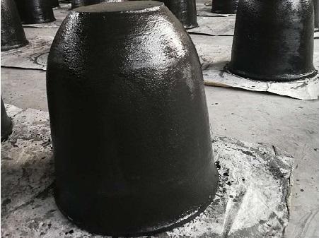 化铜石墨坩埚